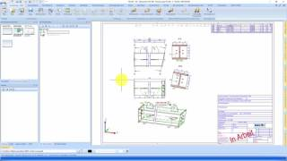 PreView HiCAD 2017 - Erweiterungen Werkstättenzeichnungen