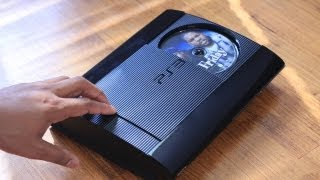 Unboxing: Sony PS3 Super Slim