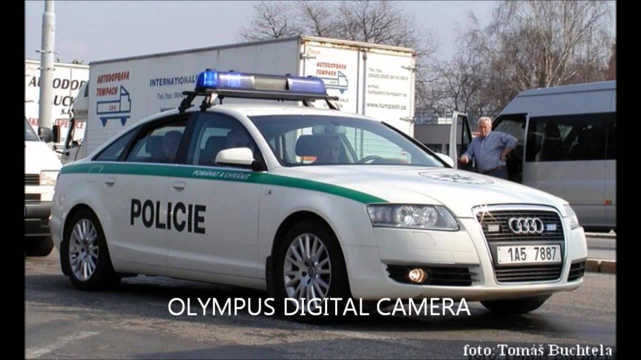 Auto Sale Czech Republic: Police Cars Of CZECH REPUBLIC