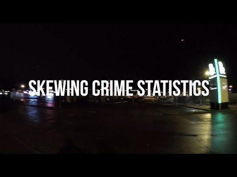 SKEWING CRIME STATISTICS IN SWEDEN