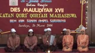 Festival Sholawat Al Banjari - Alfa Shollallooh Alaa Zainil Wujud