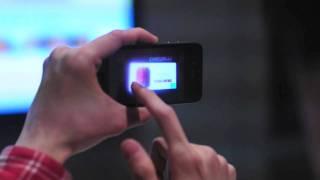 Digital Public Spaces - Interactive Advertising Demo