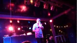 """""""Dany Drumz gra funk"""" Eldo w Warszawie - Cud nad Wisłą 20.09.2012"""