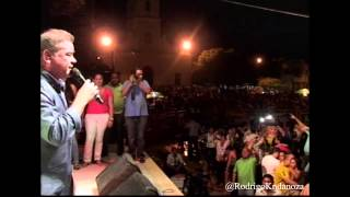 Una Canita Al Aire(En Vivo)- Iván Villazón & Saul Lallemand[Festival de Villanueva, La Guajira 2014]