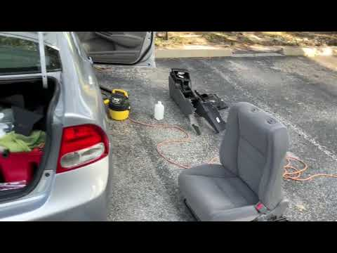 8th Gen Civic (2006-2011) And Sound Proofing