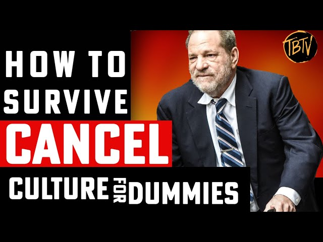 How To Survive Cancel Culture    Dr. Elwood Watson