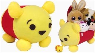 TSUM TSUM Winnie Pooh\ESCONDITE,CAJA en forma de Winnie Pooh