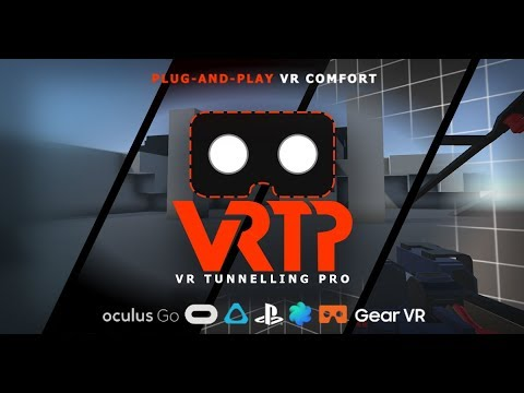 VR Tunnelling Pro: VR Tunnelling Pro
