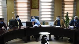 محافظ الشرقية يجتمع برؤساءالمراكزوالمدن عبر الفيديو كونفرانس ويُشدد على سرعة الإنتهاء من ملف التصالح