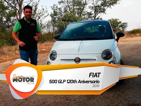 Fiat 500 GLP 120th Aniversario 2019 / Al volante / Prueba / Supermotoronline.com