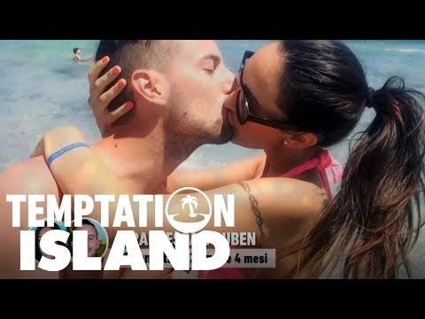 Temptation Island 2017 - Francesca e Ruben si presentano