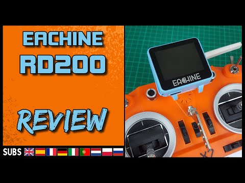 EACHINE RD200 - Review & Battery Fix