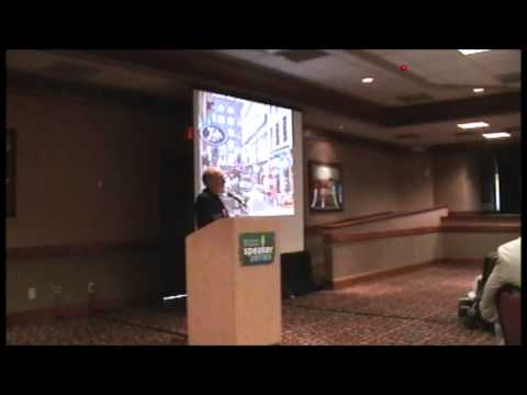 Randal O'Toole Discusses Transportation issues in Albuquerque, New Mexico