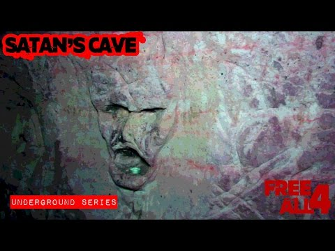 Satan's Cave/ Nicollet Island (Minneapolis Exploration)