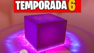 *TEMPORADA 6* EVENTO del CUBO de FORTNITE ENTRANDO EN EL AGUA y MI REACCIÓN | Folagor03