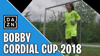 10 Year Old Goalkeeper Bobby @ Cordial Cup 2018