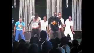 "K-Krew's Official Hypeman ""HypeGudah"" feat Zionists Dancers"