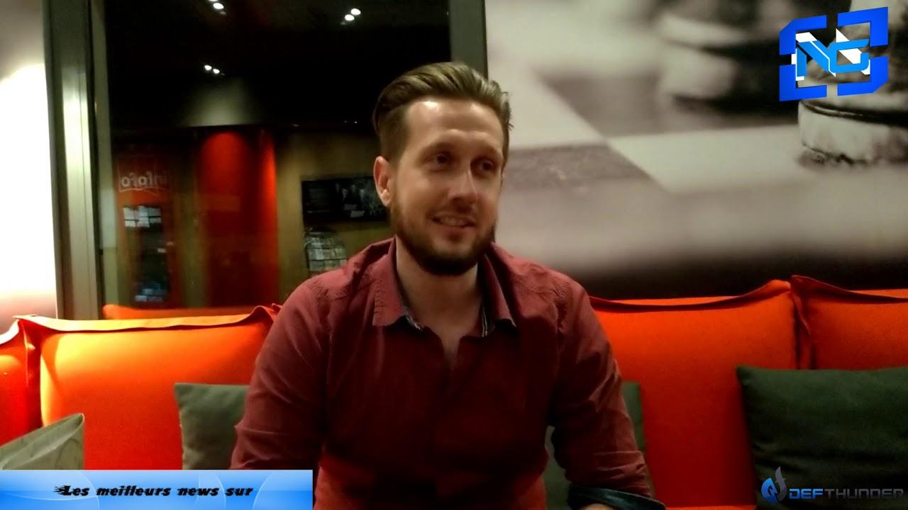 Defthunder interview Omega Zell ( Julien Guellerin )
