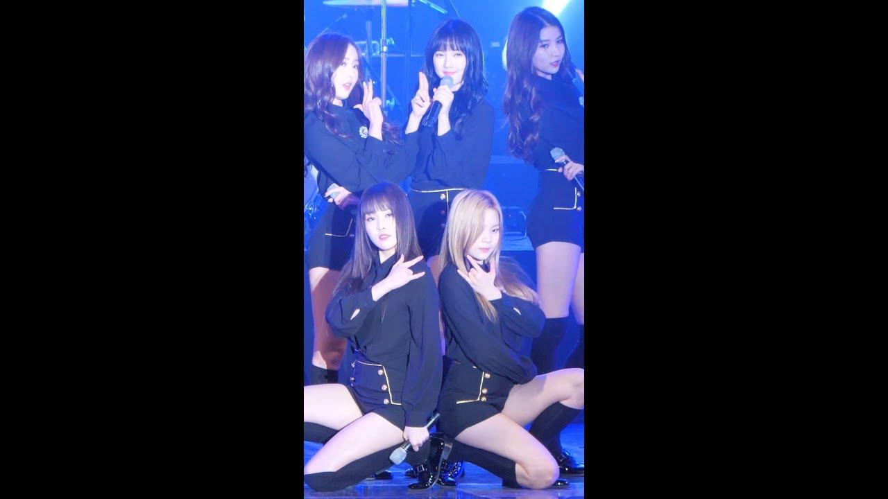 Download 170610 여자친구 예린 - FINGERTIP (러빙유 콘서트)