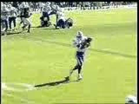 Tim Couch Outback Bowl TD