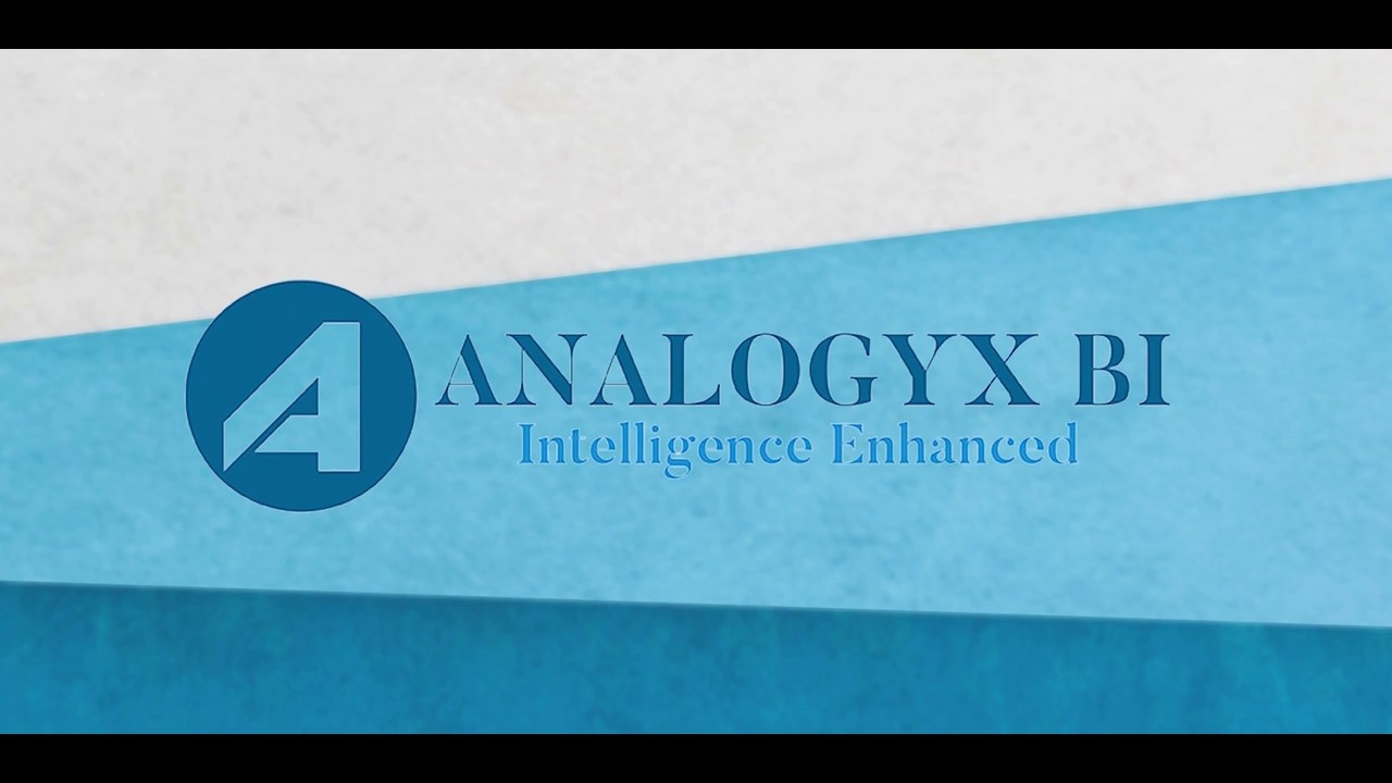 Analogyx BI Cash Flow
