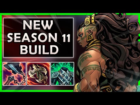 HYPER HEALING SEASON 11 ILLAOI BUILD | Illaoi vs Jayce Top Lane PBE | League of Legends