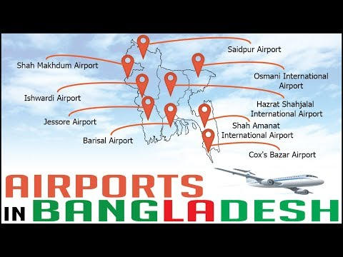 AIRPORTS IN BANGLADESH - Travel Info