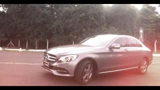 Avaliação Mercedes-Benz C200 2015 | Canal Top Speed