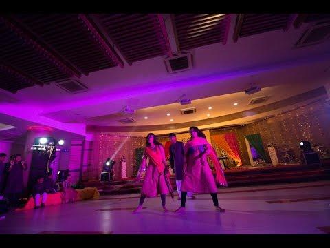 Faizul's Holud Dance Performance March,...