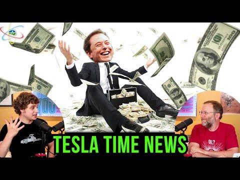 Tesla Time News - Elon Doubles Down on Tesla!