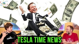 Tesla Time News - Elon Doubles Down on Tesla!