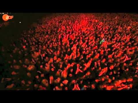 Berlin Festival Paul Kalkbrenner Live. der Anfang