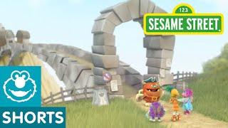 Sesame Street: Abby Visits Colonial Trolliamsburg (Abby's Flying Fairy School)