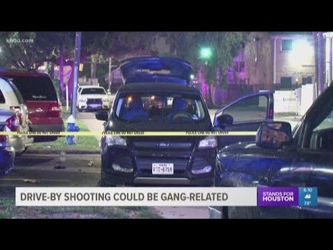 Drive-by shooting in southwest Houston could be gang ...