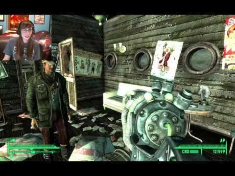 Fallout 3 Point Lookout DLC: Tobar the Creepar |