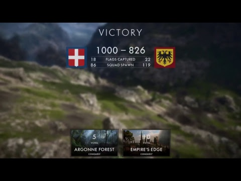 Battlefield 1 In The Name of The Tsar gameplay PS4 SWEDISH