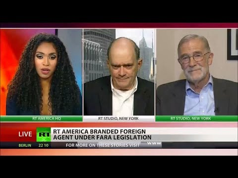 Ray McGovern — RT Has Never Asked Me For A Pre-Interview Interview