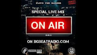 Floyd the Barber - Live Breakbeat mix on bigbeatradio.com