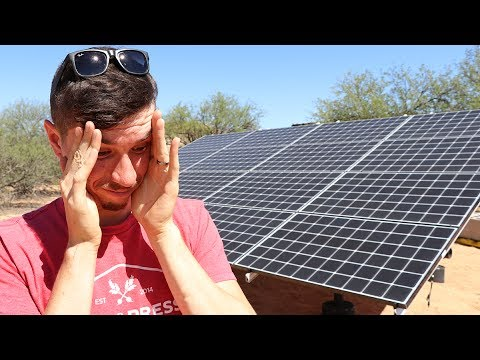 Thumbnail: Air Conditioning On Off Grid Solar... Can It Be Done?