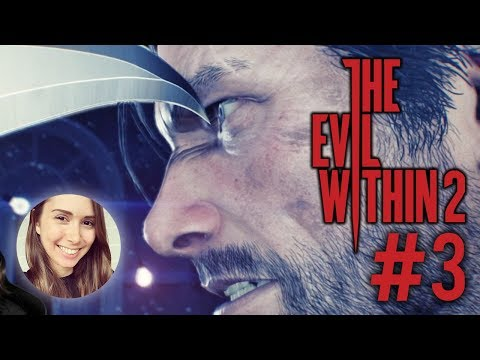 [ The Evil Within 2 ] City Hall (PS4 gameplay) - Part 3