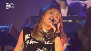 Miley Cyrus - We Can't Stop (Live at Primavera Sound Festival) [HD]