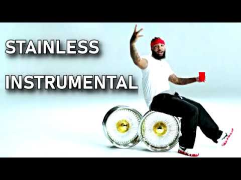 The Game - Stainless (Official Instrumental)