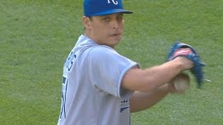 KC@NYY: Vargas fans six in return from disabled list