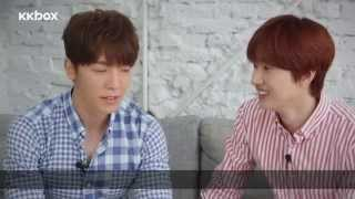 eng sub 150703 kkbox interview with super junior d part 3 4