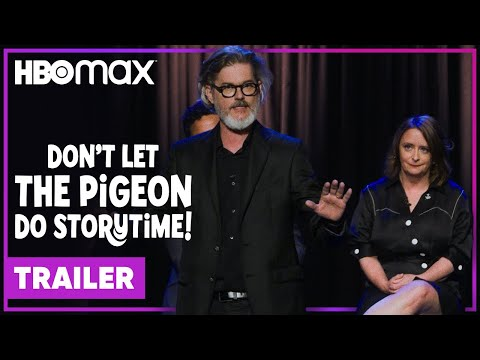 Mo Willems: Don't Let the Pigeon Do Storytime! | Official Trailer | HBO Max Family