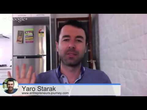 Start Up Gap Episode 10: Yaro Starek