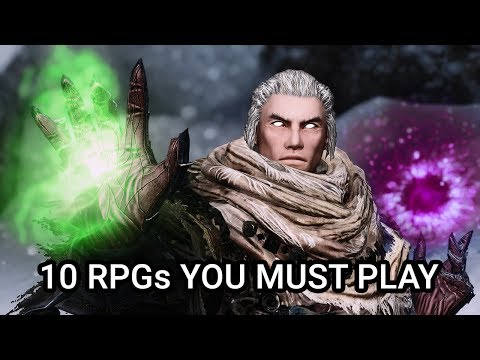 10 More Must Play RPGs While Waiting For Elder Scrolls 6