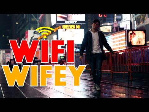 Wifi Wifey  Nick Bean