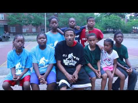 Redfern Youth Basketball with Tony Allen