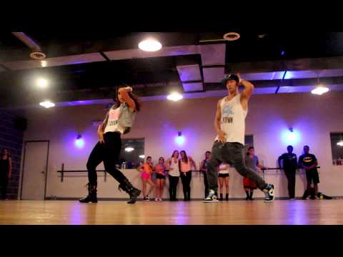 GIVE IT 2 U - Robin Thicke Dance ft ICONIC BOYZ | @MattSteffanina & @DanaAlexaNY Choreography